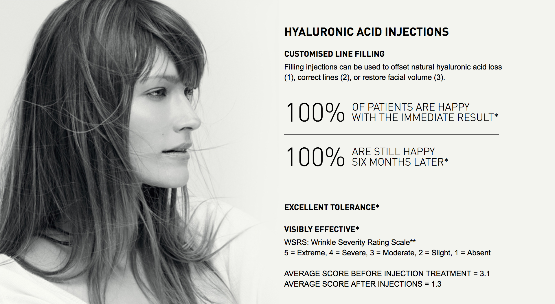 HYALURONIC ACID INJECTIONS | Global Anti-Aging Medical