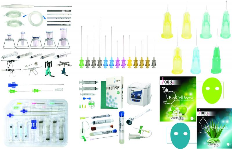 Aesthetic Group - Medical devices products
