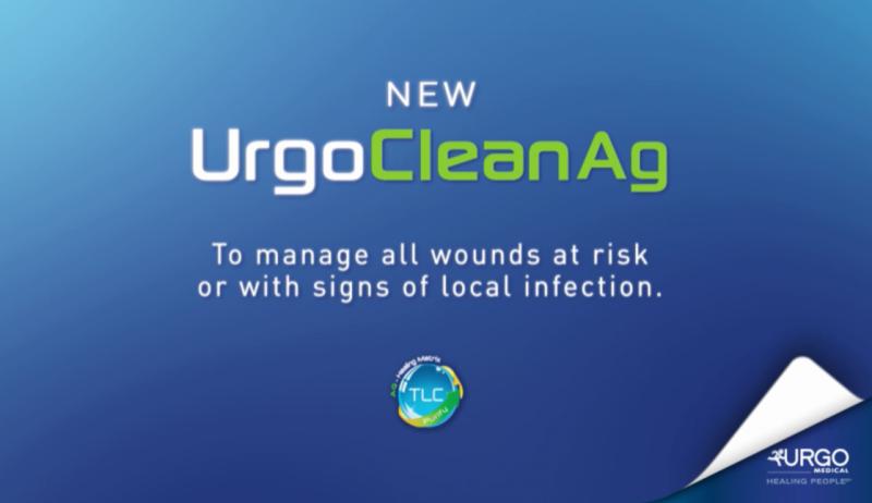 Urgo Medical » UrgoClean Ag