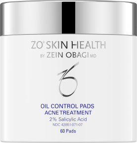 Oil Control Pads for Acne Treatment & Prevention | ZO Skin Health