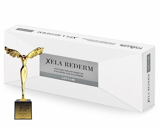 Xela Rederm 1.1%