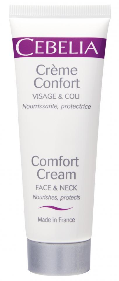 CEBELIA Comfort Cream soothes and prevents dryness and dehydration