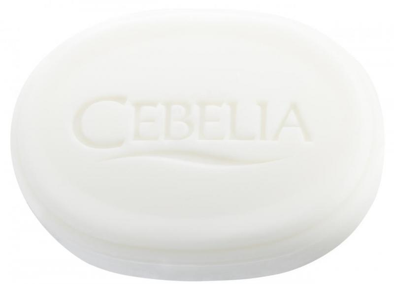 CEBELIA Softening Soap gently cleanses and nourishes