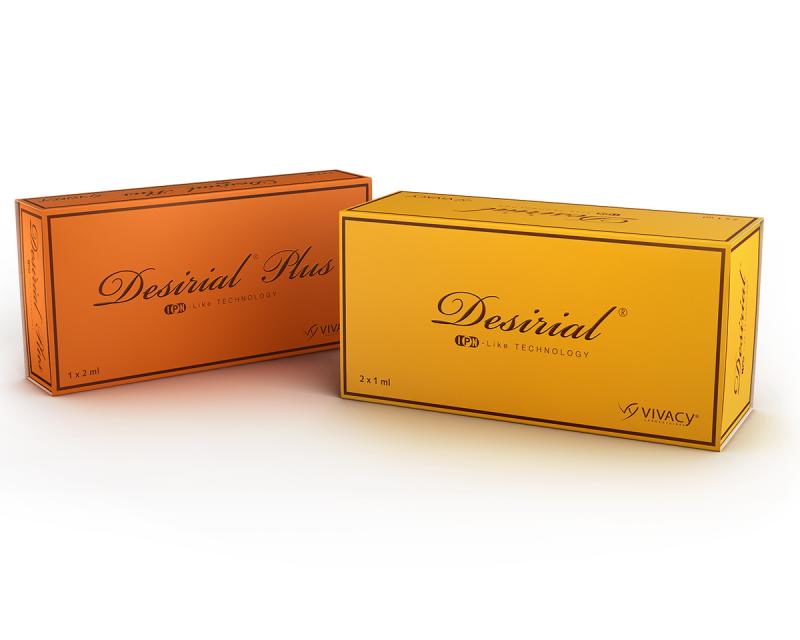 DESIRIAL® and DESIRIAL® Plus: Women's Intimate Health & Wellbeing