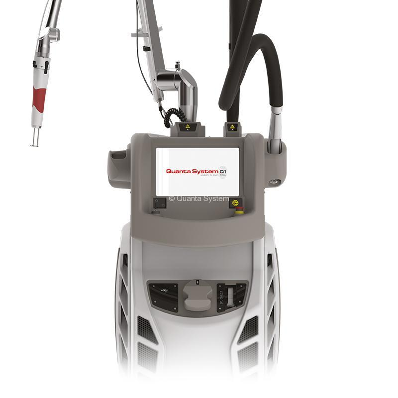 Q-Plus EVO Series - Aesthetic Laser Systems