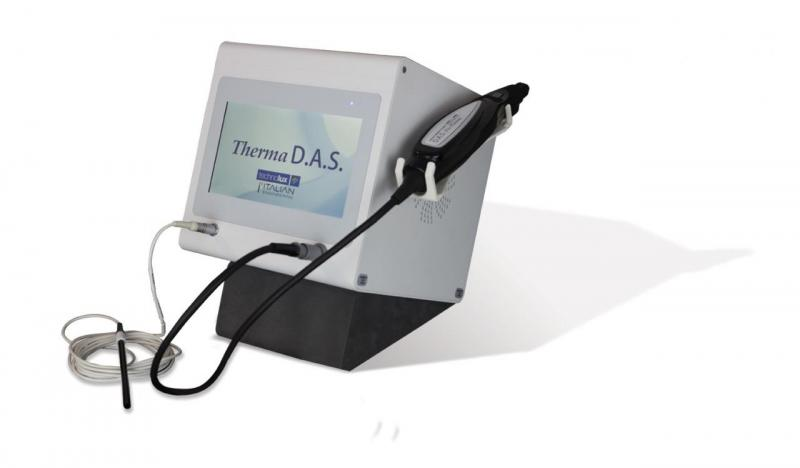 Therma D.A.S. radiofrequency intralifting & plasma device