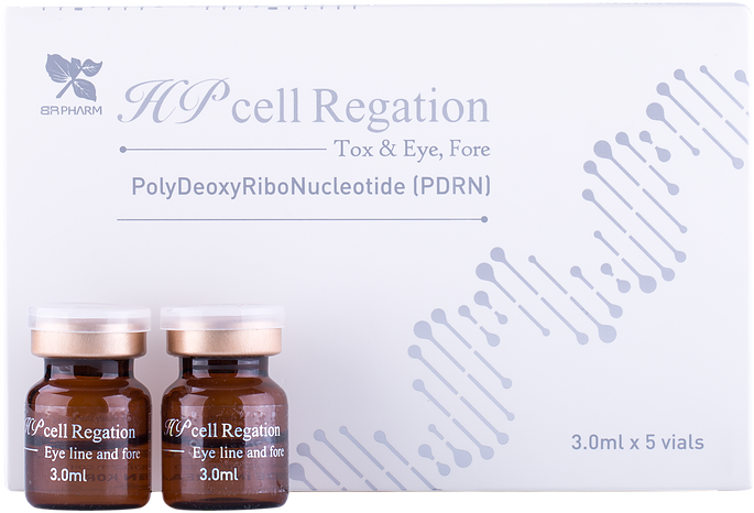 HP cell Regation Tox & Eye, Fore