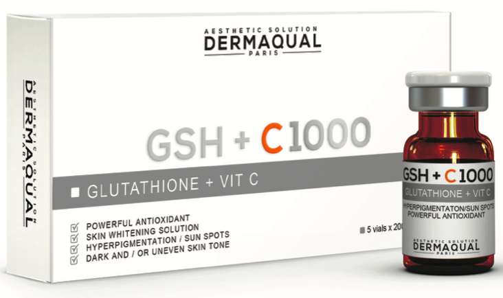 GLUTATHIONE + VITAMIN-C COCKTAIL