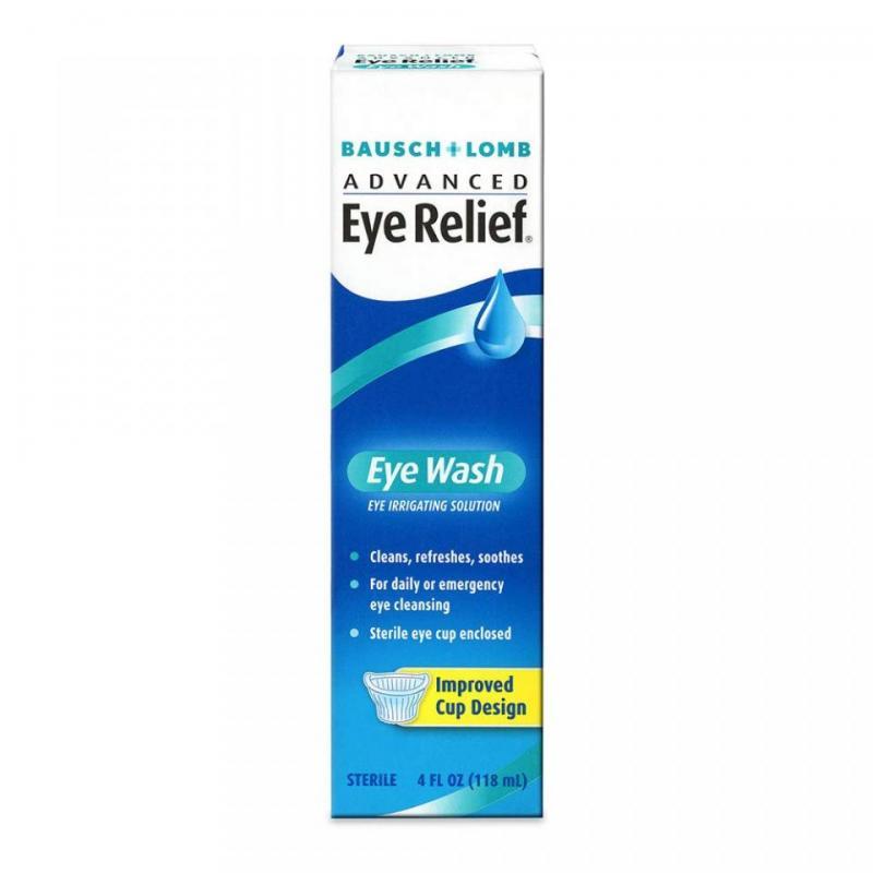 Advanced Eye Relief Eye Wash