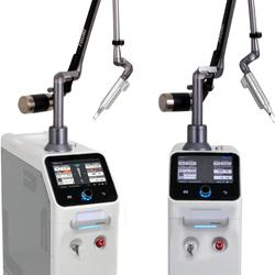 Korean Skin Rejuvenation Laser device.