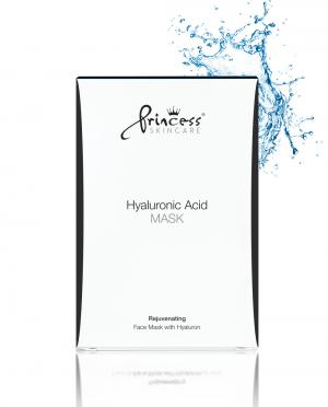 Rejuvenating Face Mask with Hyaluronic Acid