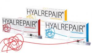 HYALREPAIR® BIOREPARANTS — Gloreca