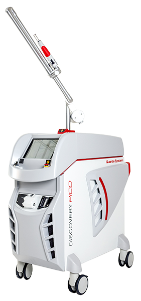 Discovery Pico Series Picosecond Laser | Quanta Aesthetic Lasers