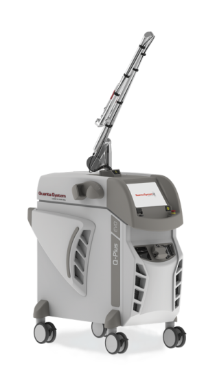 EVO Q-Plus Series | Q-switched Lasers for Tattoo Removal