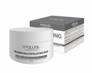 Resurfacing Exfoliating Pads