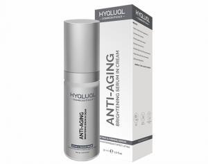 Anti-Aging Brightening Serum in Cream