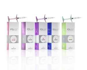 "Vivacy STYLAGE® Lidocaïne ""Special Comfort"" Range: S, M, Special Lips, L, XL"
