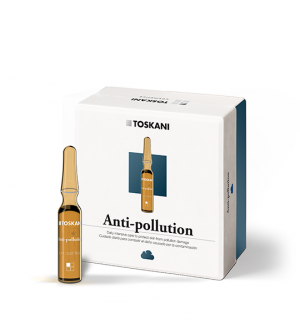 Anti-Pollution Ampoules | Toskani cosmetics
