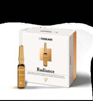 Radiance Ampoules | Toskani cosmetics