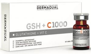GLUTATHIONE + VITAMIN-C COCKTAIL