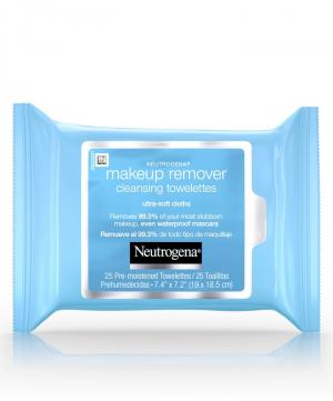 Makeup Remover Facial Cleansing Towelettes | Neutrogena®