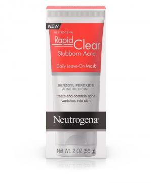 Neutrogena Rapid Clear® Stubborn Acne Daily Leave-On Mask | Neutrogena®