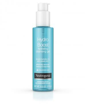 Hydro Boost Hydrating Cleansing Gel | Neutrogena®