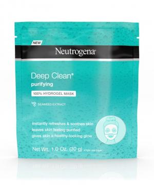 Deep Clean Purifying Hydrogel Face Mask | Neutrogena®