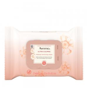ULTRA-CALMING® Makeup Removing Wipes | AVEENO®