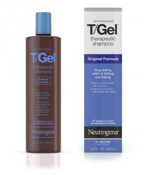T/Gel® Therapeutic Original Formula Scalp Treatment Shampoo | Neutrogena®