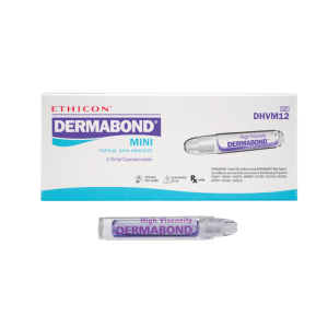 DERMABOND® Mini Topical Skin Adhesive | J&J Medical Devices