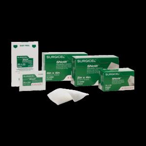 SURGICEL SNoW™ Absorbable Hemostat | J&J Medical Devices