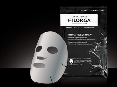 HYDRA-FILLER MASK®  SUPER MOISTURIZING MASK - PLUMPING FORMULA WITH HYALURONIC ACID